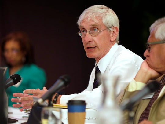 Tony Evers, Wisconsin's superintendent of public instruction,