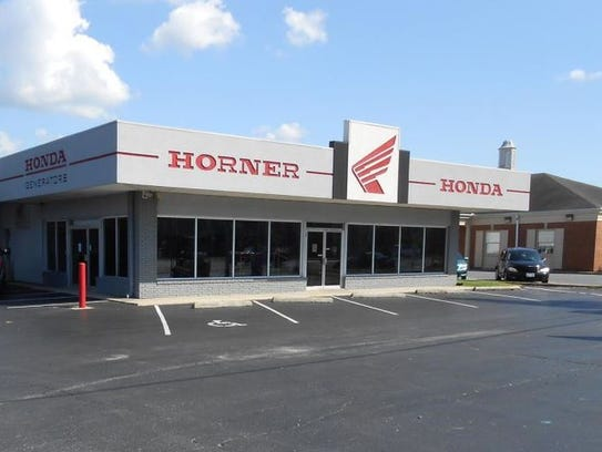 The former Horner Honda building has been sold to an