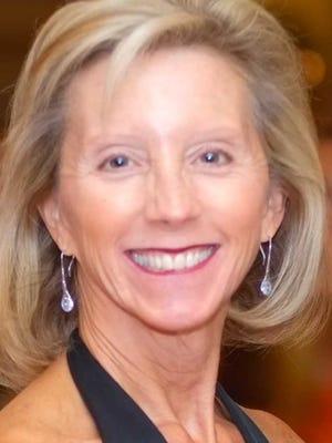 Julie Pedretti/ President/ 2018 Naples Press Club