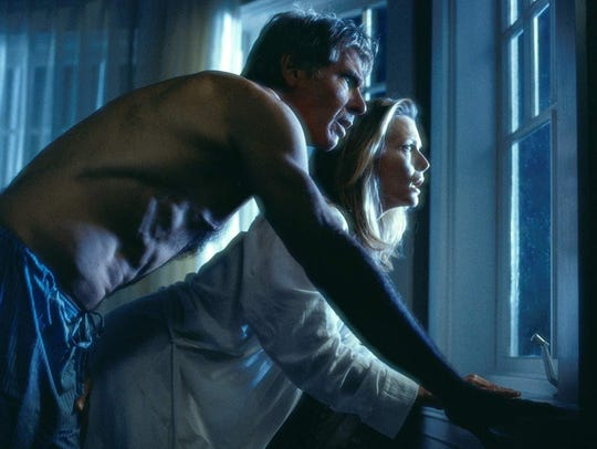 """Harrison Ford and Michelle Pfeiffer co-starred in """"What"""