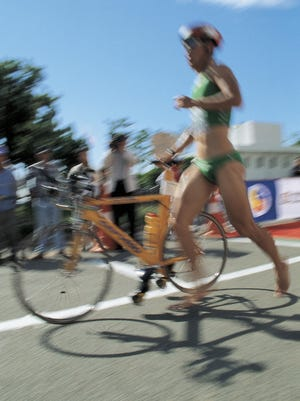 Derby City TRIfecta is a swim, bike, run race this Sunday in Louisville