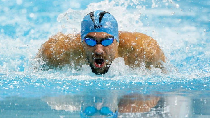 Michael Phelps is returning to the Olympics for the fourth time in his storied career.