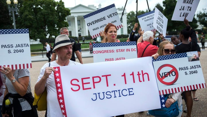 Give 9/11 families a legal avenue: Opposing view