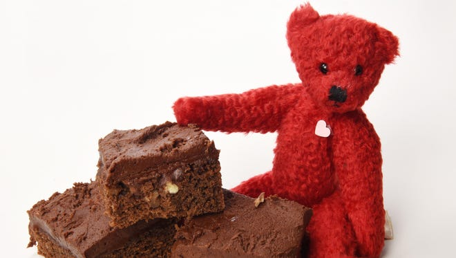 A homemade treat — like brownies — can be a great way to your Valentine's heart.