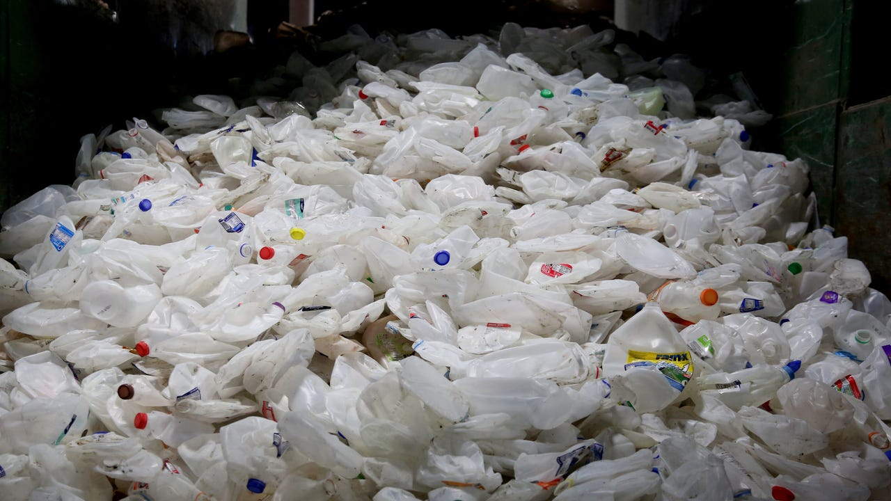 The county is encouraging business and residents to continue recycling. But it wants them to stop recycling things that they wish were recyclable but aren't.