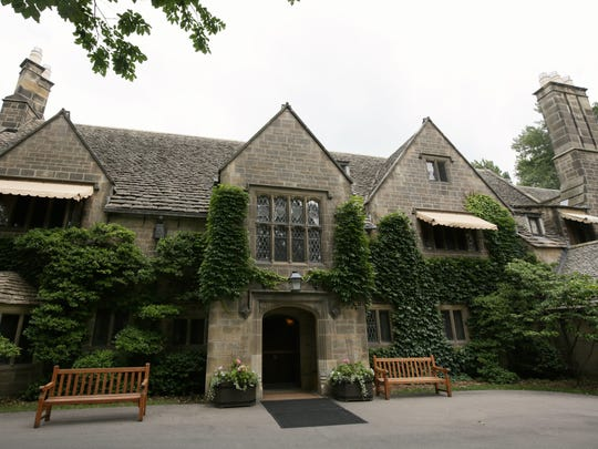 The Edsel & Eleanor Ford House is playing host to the DSO this weekend.
