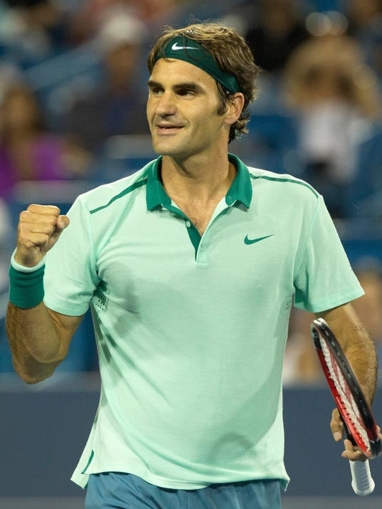 2014-08-16 Roger Federer