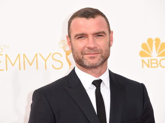 Actor Liev Schreiber attends the 66th Annual Primetime Emmy Awards held at Nokia Theatre L.A. Live on August 25, 2014 in Los Angeles, California.  (Photo by Jason Merritt/Getty Images)