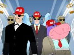 Harvey Birdman, Attorney General coming to Adult Swim