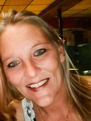 Amy Renea Robertson, 43, of Maryville, is wanted on