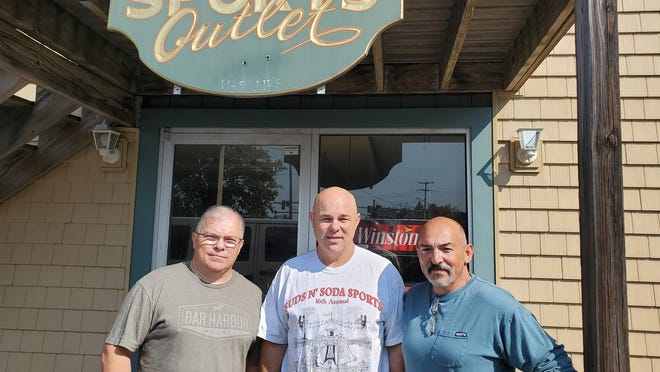 Brothers Jay, Jim and Jason MacKenzie talk about the final days of Suds N' Soda, a family business for 38 years, and a local icon in Greenland.