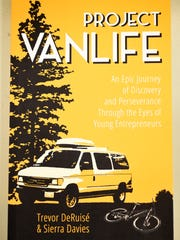Project Vanlife by Trevor DeRuise and Sierra Davies of Reno is available at www.projectvanlife.com