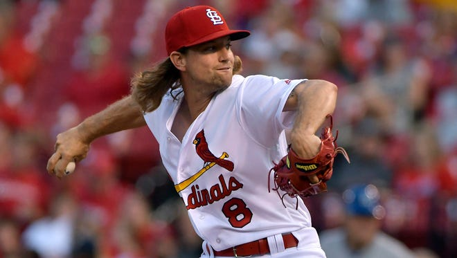 St. Louis Cardinals starting pitcher Mike Leake went to ASU.