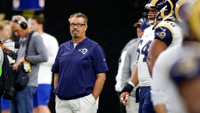 Defensive coordinator Gregg Williams hopes the Rams can get back to playing dominant defense when they face the Patriots on the road Sunday.