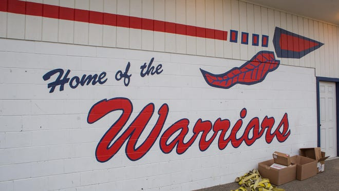 Winnacunnet High School officials and Hampton area community members continue to discuss the removal of Native American imagery associated with its Warriors name.