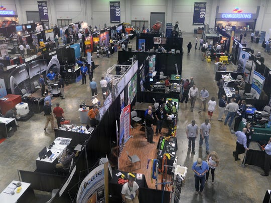 SHR ArkLaTex Oilfield Expo 0402