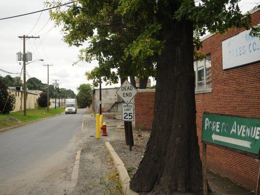 Porete Avenue