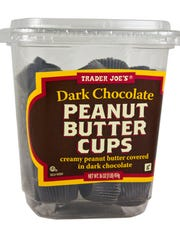 Trader Joe's Dark Chocolate Peanut Butter Cups was