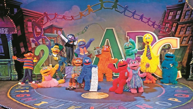 "Sesame Street Live will bring its production of ""Make a New Friend"" to New Brunswick's State Theatre all weekend."