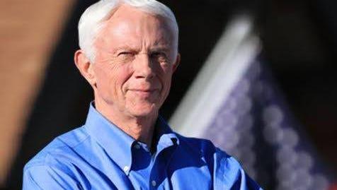 Jack Bergman is running for U.S. Congress, 1st district of Michigan.