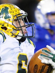 Mayfield's Isaac Vance will return for his senior year in 2016.