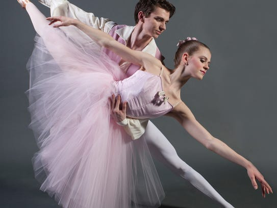 CCM Dance will be featured in two of the eight productions