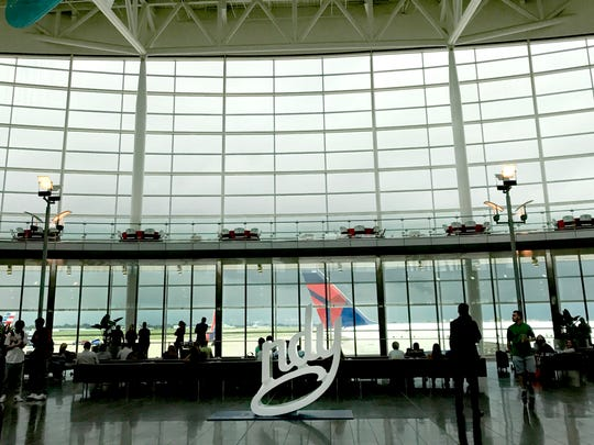 Indianapolis International Airport has ranks highest in customer satisfaction for medium-sized airports according to the J.D. Power 2019 North America Airport Satisfaction Study.