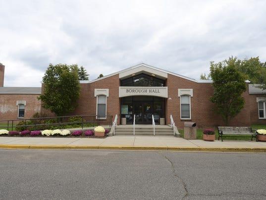 Tenafly borough hall