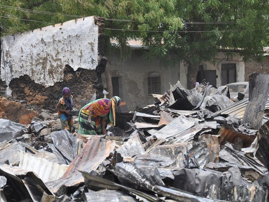 Nigeria conflict