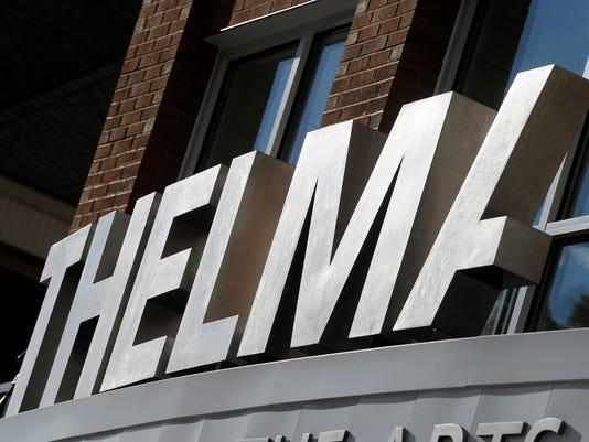 THELMA sign