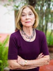 Sybil Burt, owner of Etudes de Ballet, poses for a