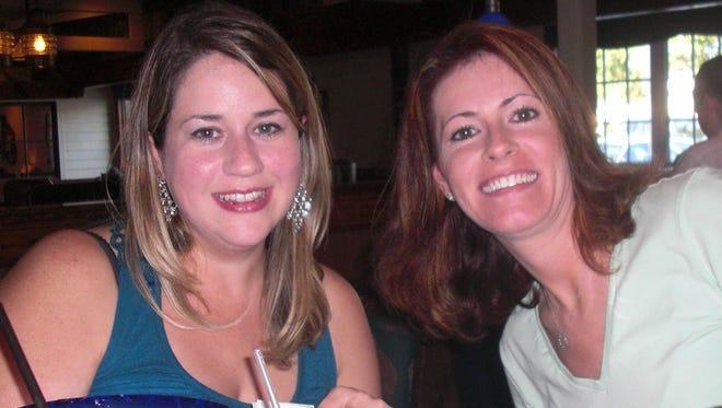 Kathleen O'Callaghan and Jennifer Jenkins