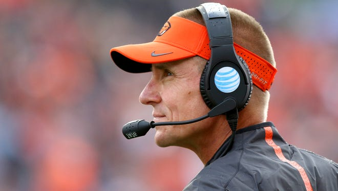Second-year Oregon State head coach Gary Andersen made several coaching staff changes in the offseason.s