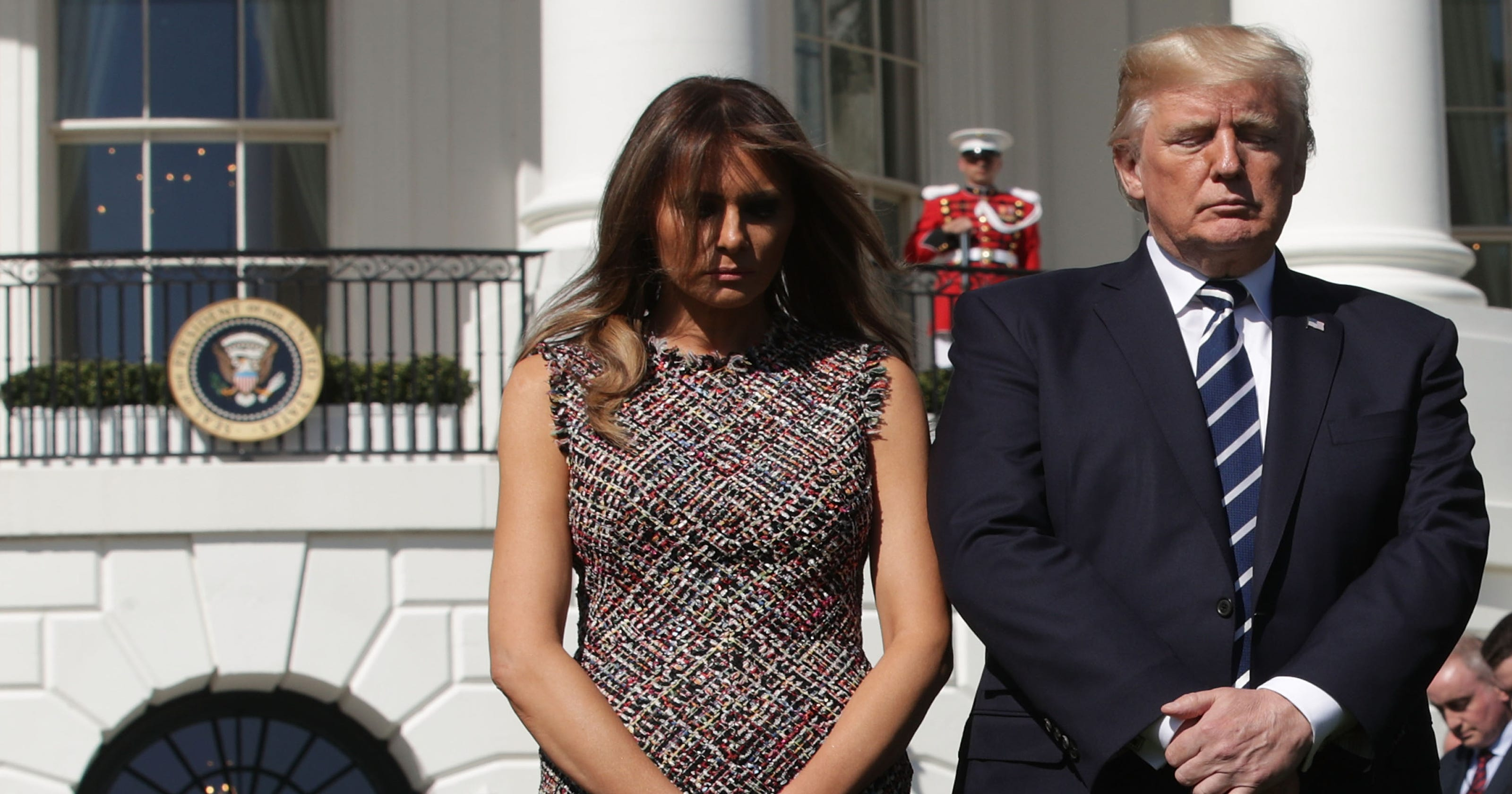 Las Vegas Shooting Trump Has Sympathy But Not Policy To Offer