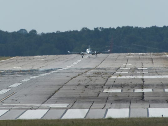 Anderson Airport Runway