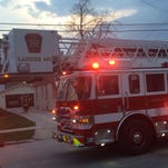 Two injured by basement fire at Allouez home