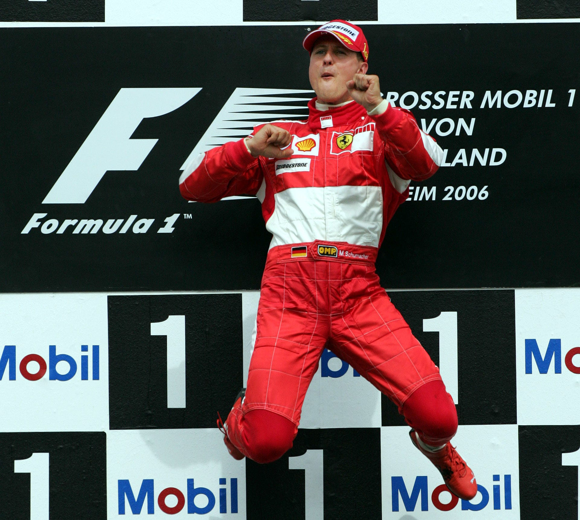Personal life of Michael Schumacher and favorite hobbies 91