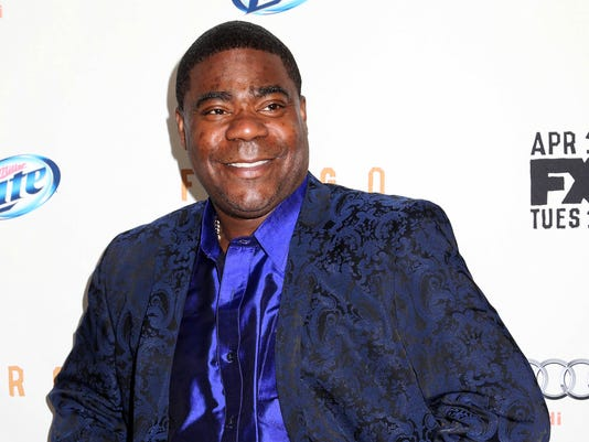 Tracy Morgan-Accident