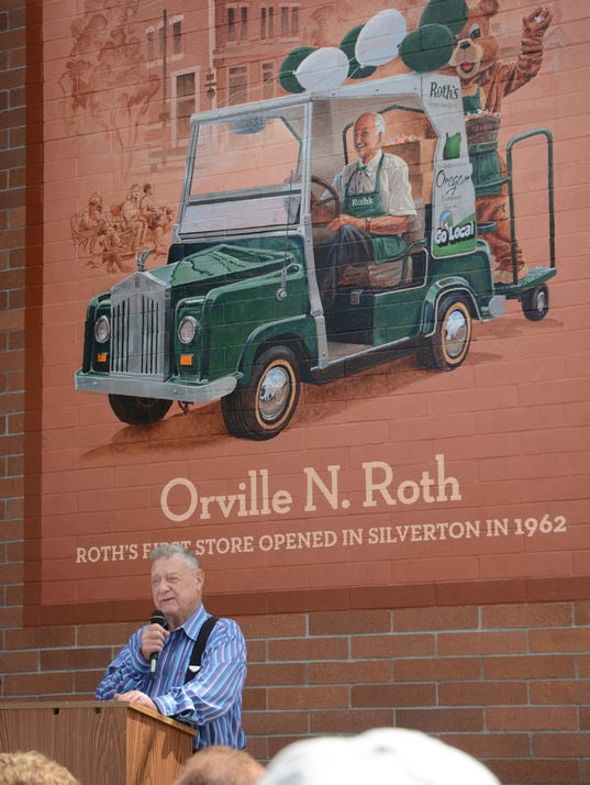 Roth Mural