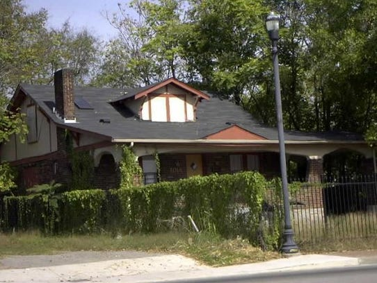 Renovations are planned to 1016 Jefferson St. for a