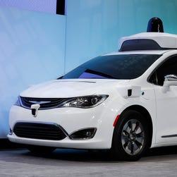 Waymo self-driving vehicle involved in Arizona crash