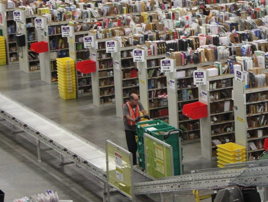 Amazon Warehouse Job Description | Amazon To Hire 4 000 Seasonal Workers In Delaware