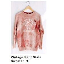 Vintage Kent State sweatshirt sold by Urban Outfitters.