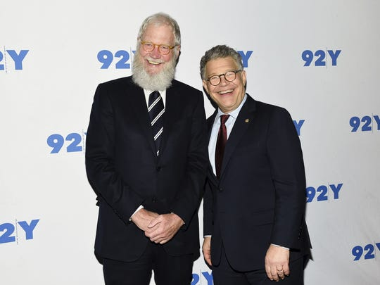 Al Franken and David Letterman take on climate change in new Funny or Die series.