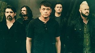 3 Doors Down will play the Fort Rock Festival on May 1.