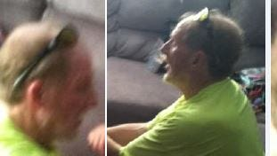 Authorities in Louisville are trying to identify a man believed to be involved with sexually exploiting children.
