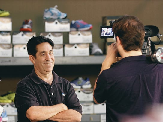 Andy Krafsur, former CEO of Spira Footwear, made a