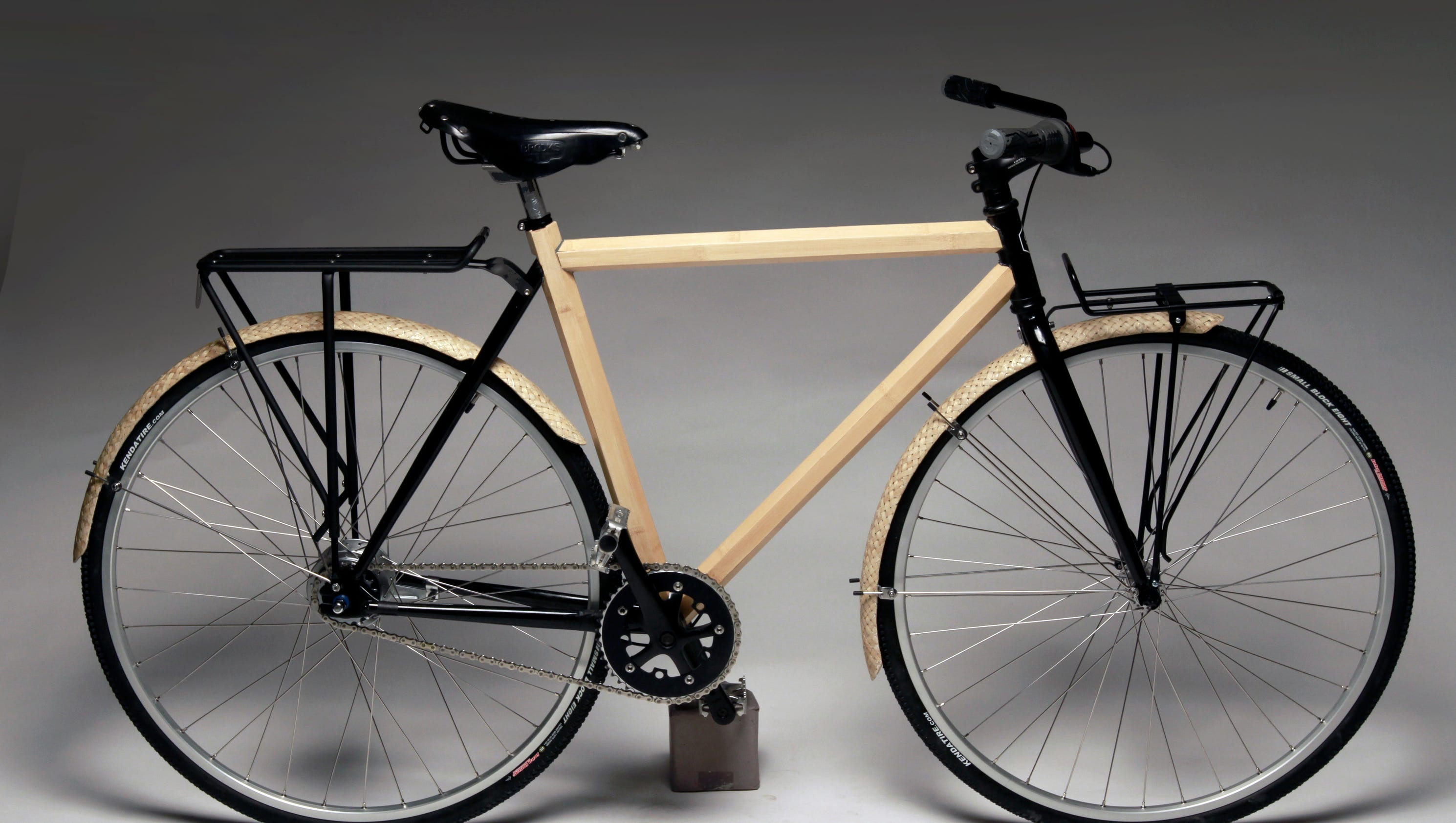 Black Belt S Bamboo Bike Boom