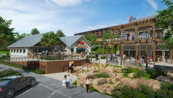 "The developer behind ""Quarry Town"" will break ground in November."