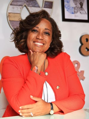 Twitter's new vice president of inclusion and diversity Candi Castleberry-Singleton